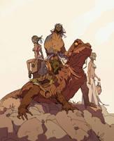 Wasteland Nomads by Varguy
