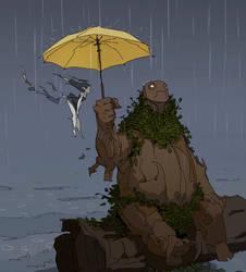 Rain by Varguy
