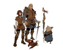 Rpg Party by Varguy