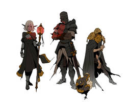 Rpg Party 2 by Varguy