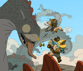 Treasure Hunters by Varguy