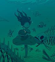 Underwater by Varguy