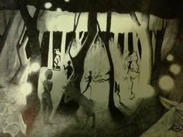 Oberon's Court by devilfern