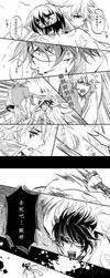 GINTAMA_huangyeliuchang by Zuowen
