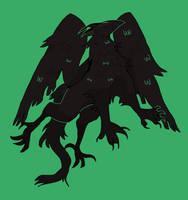 beastbone commision 1/2 by gardenslug