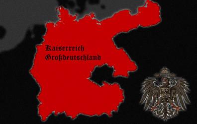 Kaiserreich Grossdeutschland by Arminius1871