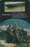 German soldier postcard Nr. 2 by Arminius1871