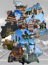 Germany collage by Arminius1871