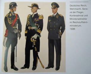 German Uniforms General der Flieger... by Arminius1871