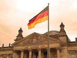 Reichstag flag by Arminius1871