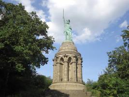 Hermannsdenkmal by Arminius1871