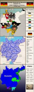 United kingdoms of Germany by Arminius1871