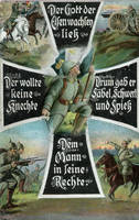 Patriotic german card 2 by Arminius1871