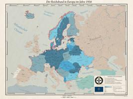 Reichsbund 1956 -alternate Europe- by Arminius1871