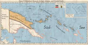 German South Sea colonies by Arminius1871
