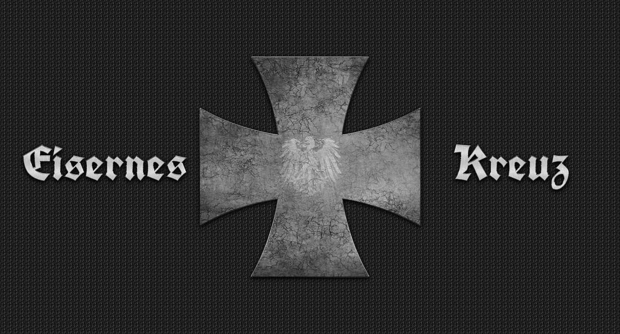 Eisernes Kreuz On Cloth By Arminius1871 On Deviantart