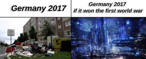 Germany 2017 meme by Arminius1871