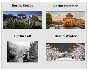 Berlin Seasons by Arminius1871