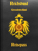 Reichsbund Passport by Arminius1871
