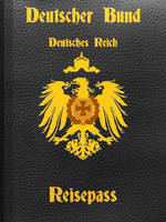 Deutscher Bund Passport by Arminius1871