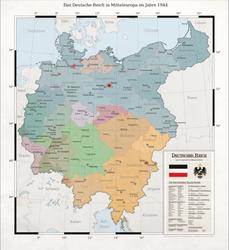 German Empire 1944 by Arminius1871