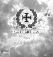Gott mit uns in grey by Arminius1871