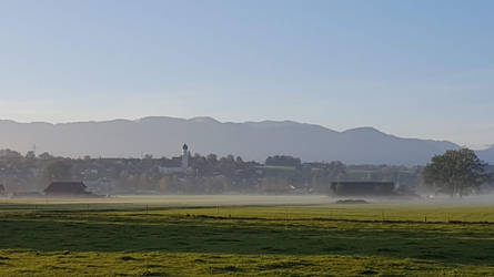 Bavaria in the morning by Arminius1871