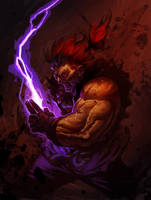 AKUMA by antoniodeluca