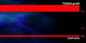 Toonami Galaxy Wallpaper Template by JPReckless2444