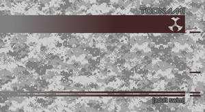 Toonami Wallpaper Template [Camo] by JPReckless2444