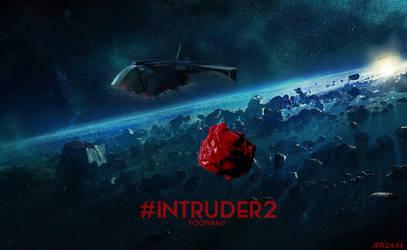 Toonami - Intruder 2 Wallpaper by JPReckless2444