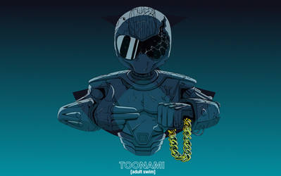 Toonami X Run The Jewels Wallpaper by JPReckless2444