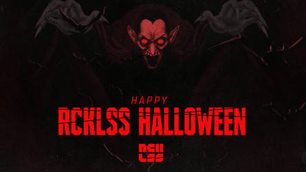 Happy RCKLSS Halloween by JPReckless2444