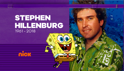 Rest In Power, Stephen Hillenburg... by JPReckless2444