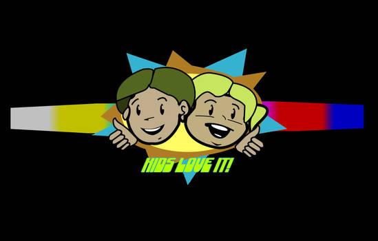 Toonami - Kids Love It by JPReckless2444