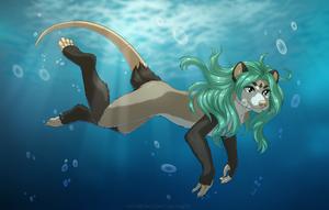 Underwater by Jay-Kuro