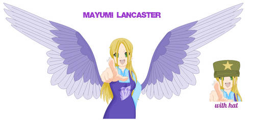 (OC) Mayumi Lancaster by MusicalNotes334
