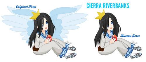 (OC) Cierra Riverbanks by MusicalNotes334