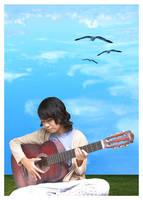 guitar by et-sitinursyafiqah