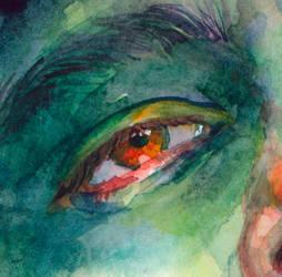 Eye by Olevelaya