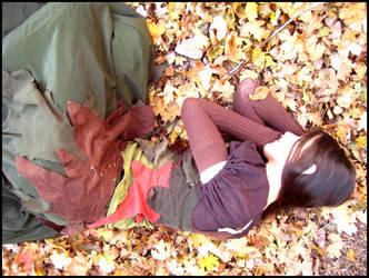 Sleeping Elf 2 by aelthwyn