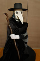 Plague Doctor Debut 2 by IdanCarre