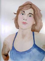 Portrait by IdanCarre