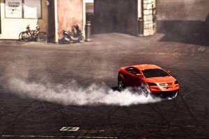 Drifting by ProneSniper
