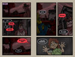 FNAF4 Comic 10 - Nightmares Come - 12-14-15 by Mattartist25