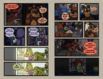 FNAF4 Comic - House Party - Page 05 - 4-21-16 by Mattartist25
