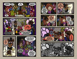 FNAF4 Comic - House Party - Page 90 - 9-26-17 by Mattartist25
