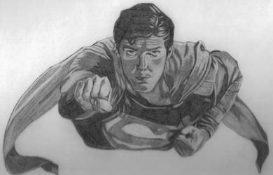 Superman - Christopher Reeve by DTM352