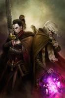 Dark Heresy Art 01 by wraithdt