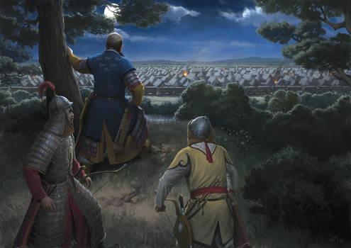 Battle of Mohi by wraithdt